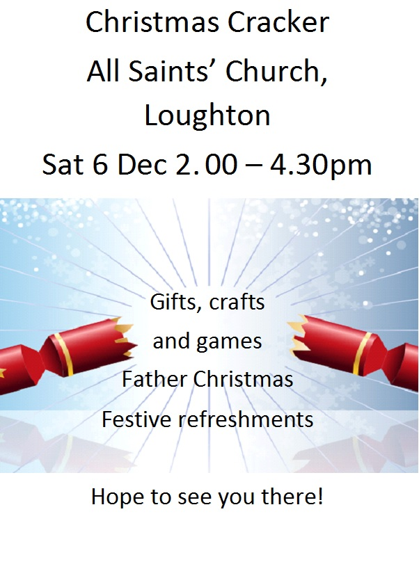 All Saints Church Loughton Christmas Fayre