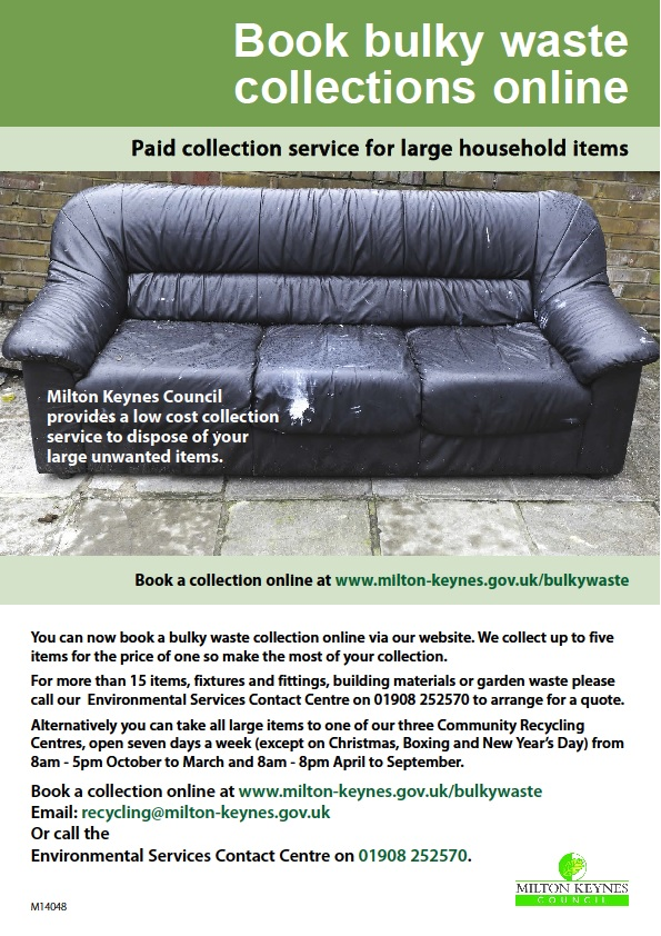 Book Builky Waste Collection Online