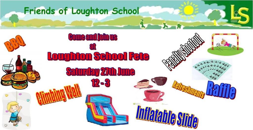 Loughton School Summer Fete