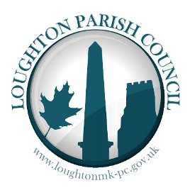 Loughton Parish Council logo