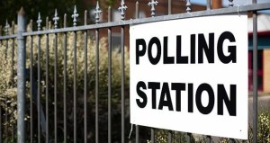 Polling Station Photograph